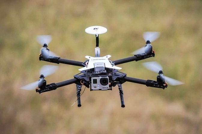無人機林業安防培訓