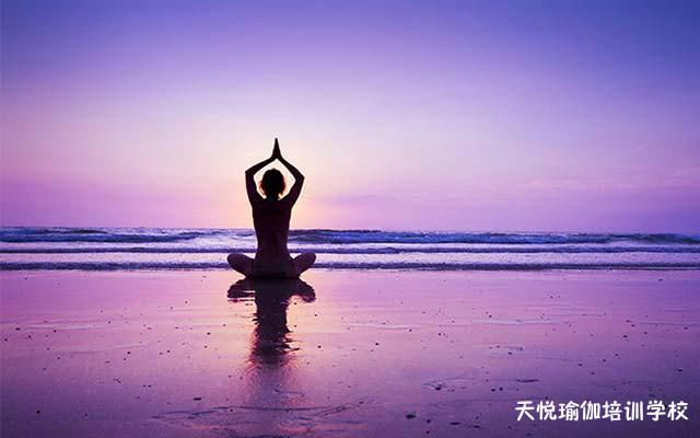 重庆瑜伽教练考证班