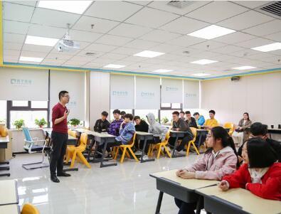 呼和浩特秦學中小學輔導教學環境