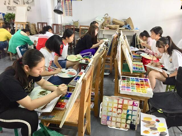 郑州高考美术培训精品班