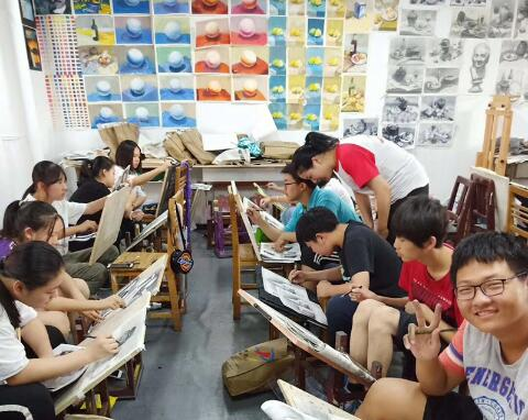 郑州高考美术培训强化班