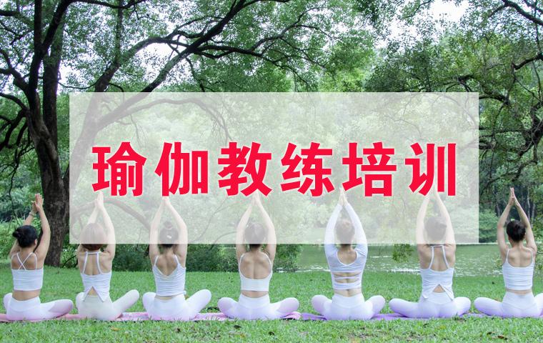 瑜伽教练(精深班)