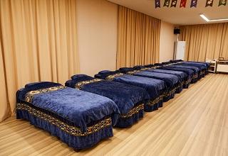 重慶一路時尚美容培訓教室環境