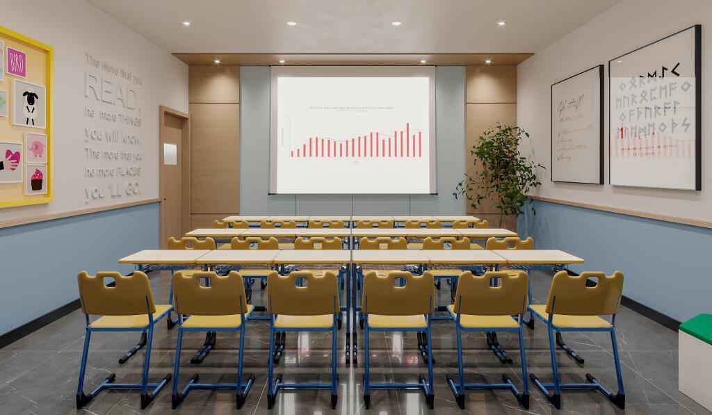 重慶文嶼教育教室環境