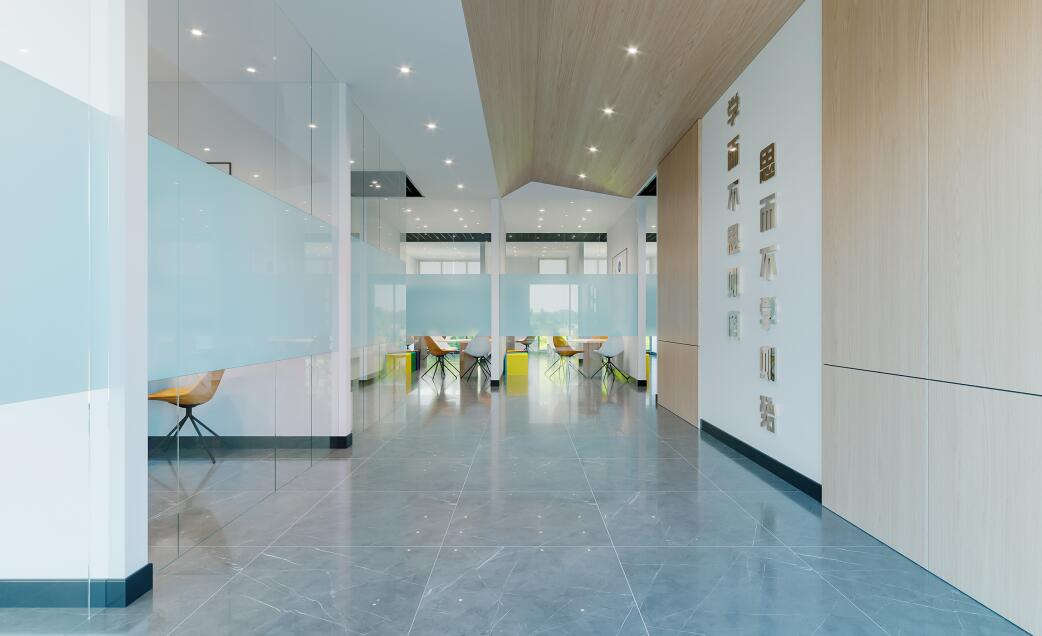 重慶文嶼教育走廊環境