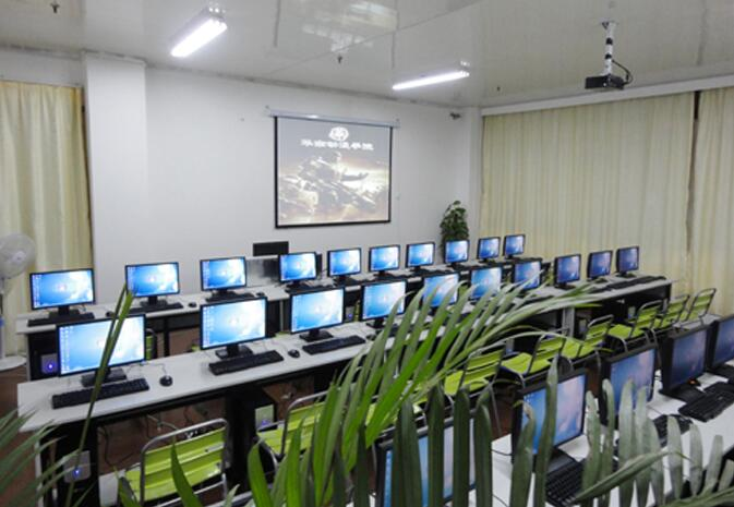 室内设计电脑室