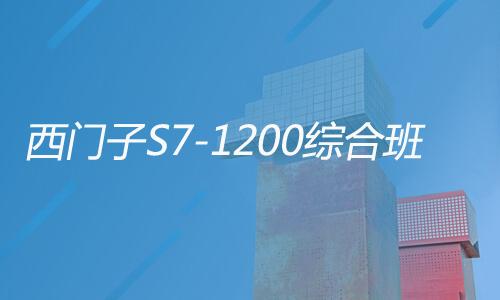 西门子S7-1200课程