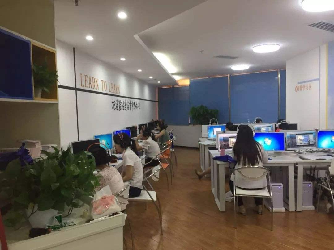 湘潭恒企会计实操学校环境