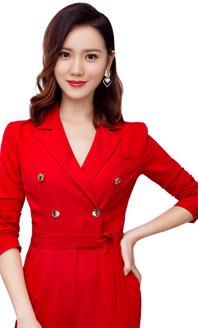 鄭州聚美妝化妝培訓學校師資力量辛婷
