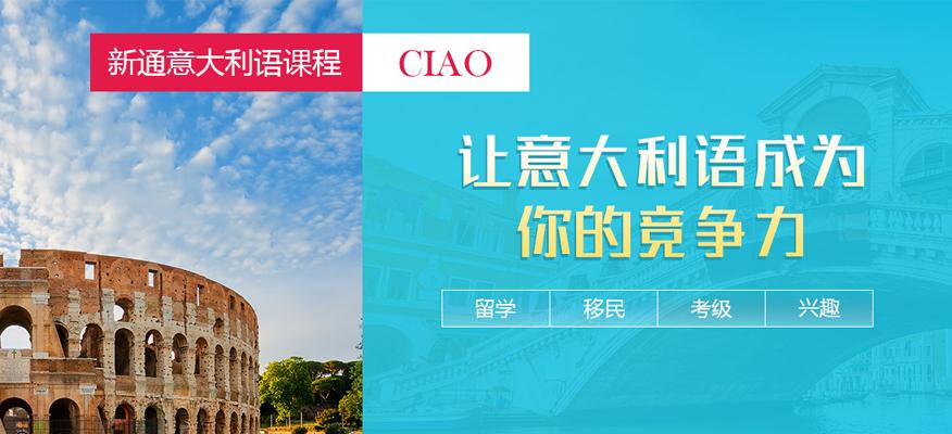 北京新通意大利语培训