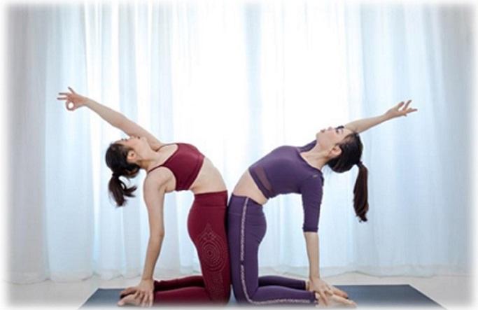 舞韻瑜伽培訓