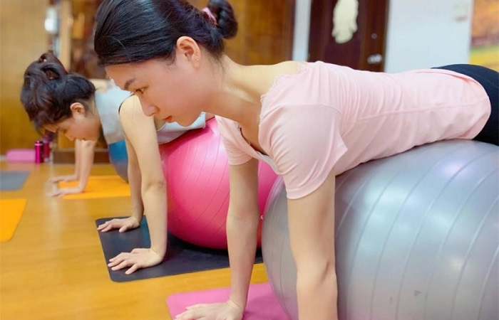 球瑜伽培訓