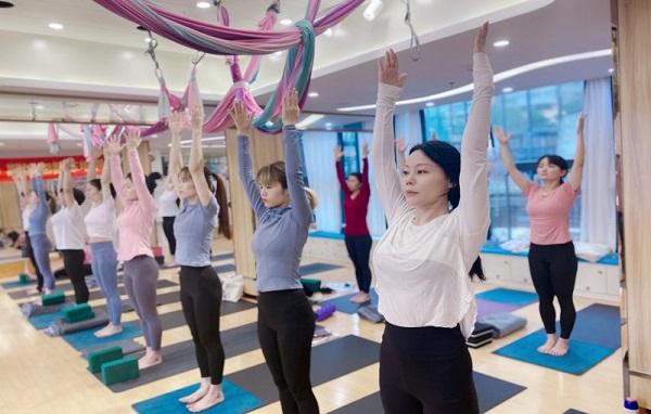 瑜伽興趣培訓班