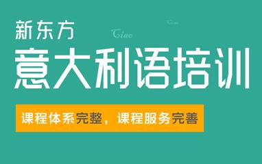上海意大利语培训班