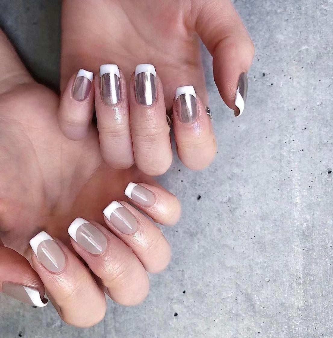 短指甲可以做美甲嗎