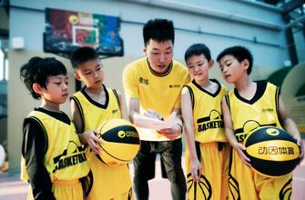 北京少兒籃球適合在哪學