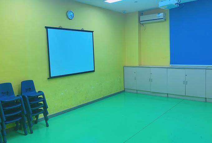奧爾夫音樂課室